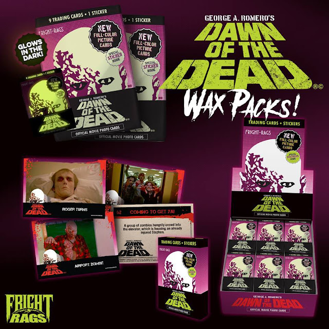 Dawn of the Dead: le figurine con licenza ufficiale