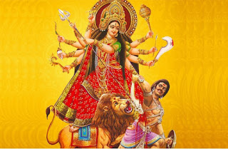 Shri Durga Chalisa mantra lyrics