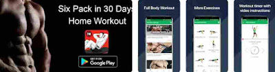 7 Minute Abs Workout – Six Pack In 30 Day