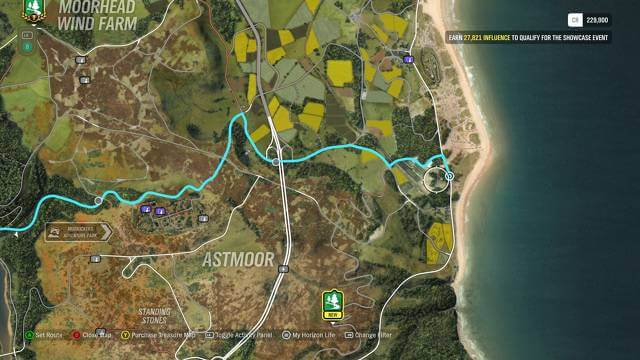 Forza Horizon 4 Barn Find Locations List