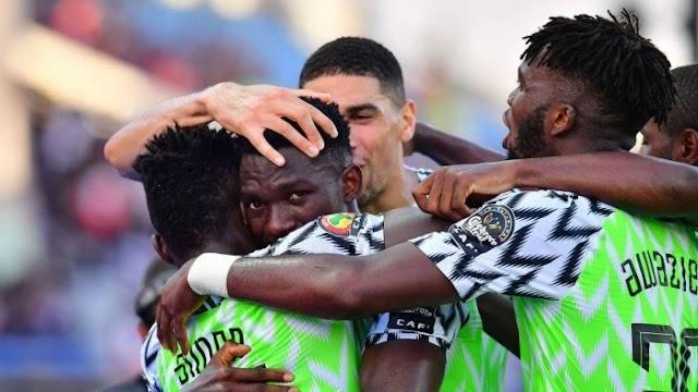 AFCON 19: Nigeria Crush Cameroon 3-2 To Reach Quarter-Finals (Watch Goals)