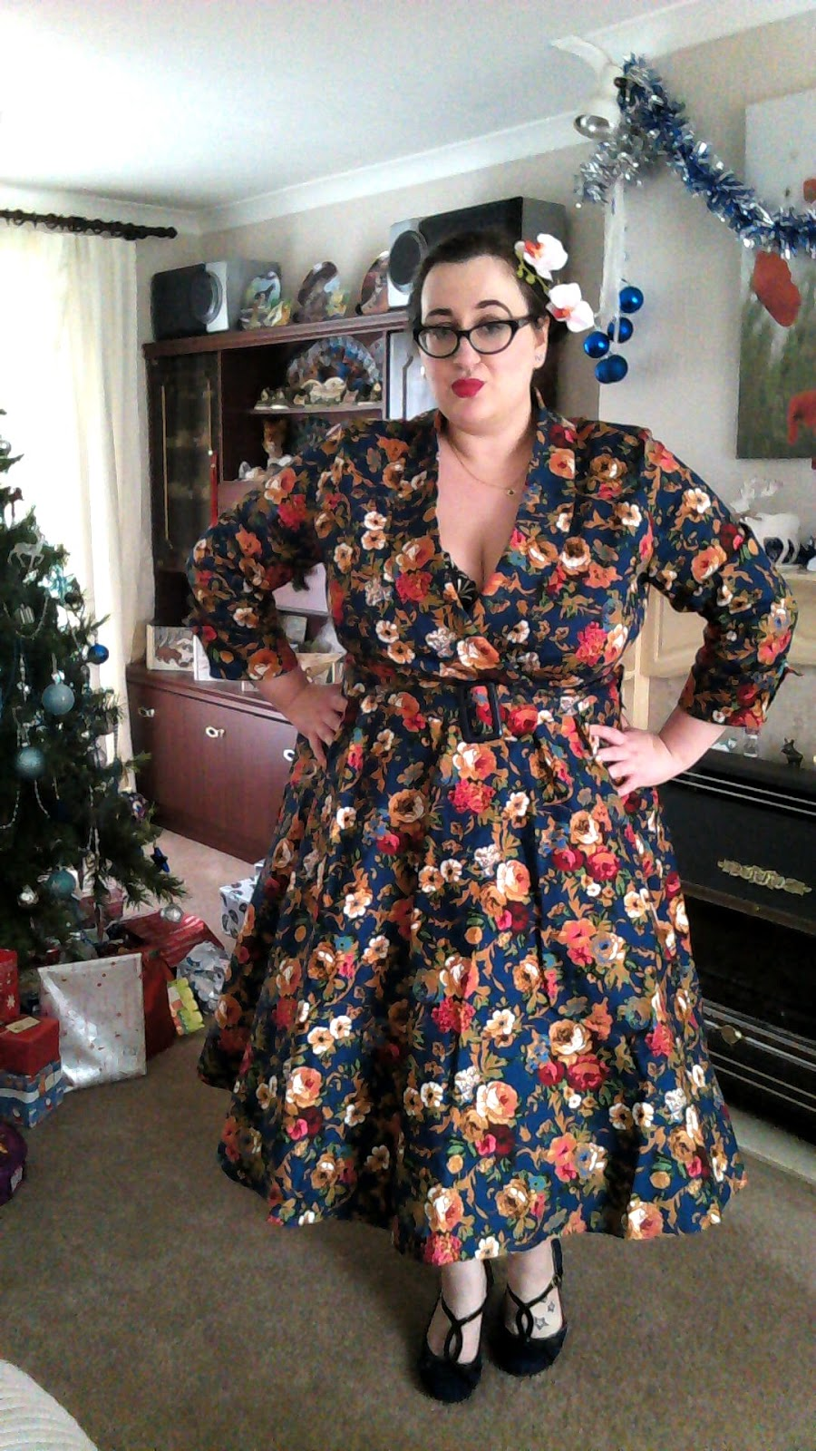 12 Days Of Christmas Dresses #3 - Does My Blog Make Me ...