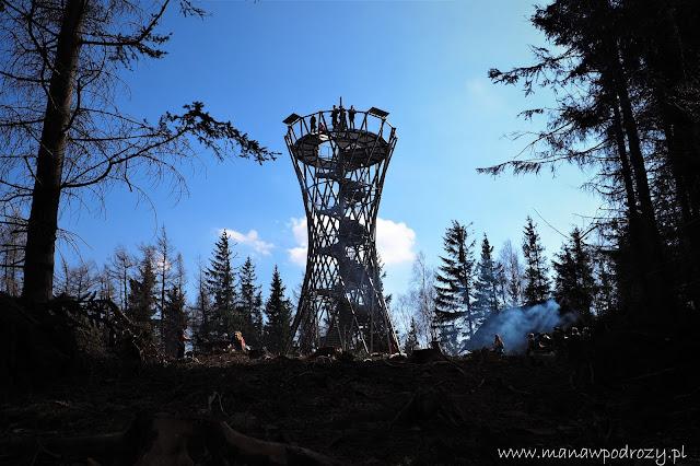 Borowa Góra- najwyższy szczyt Gór Wałbrzyskich [Relacja z wyprawy]