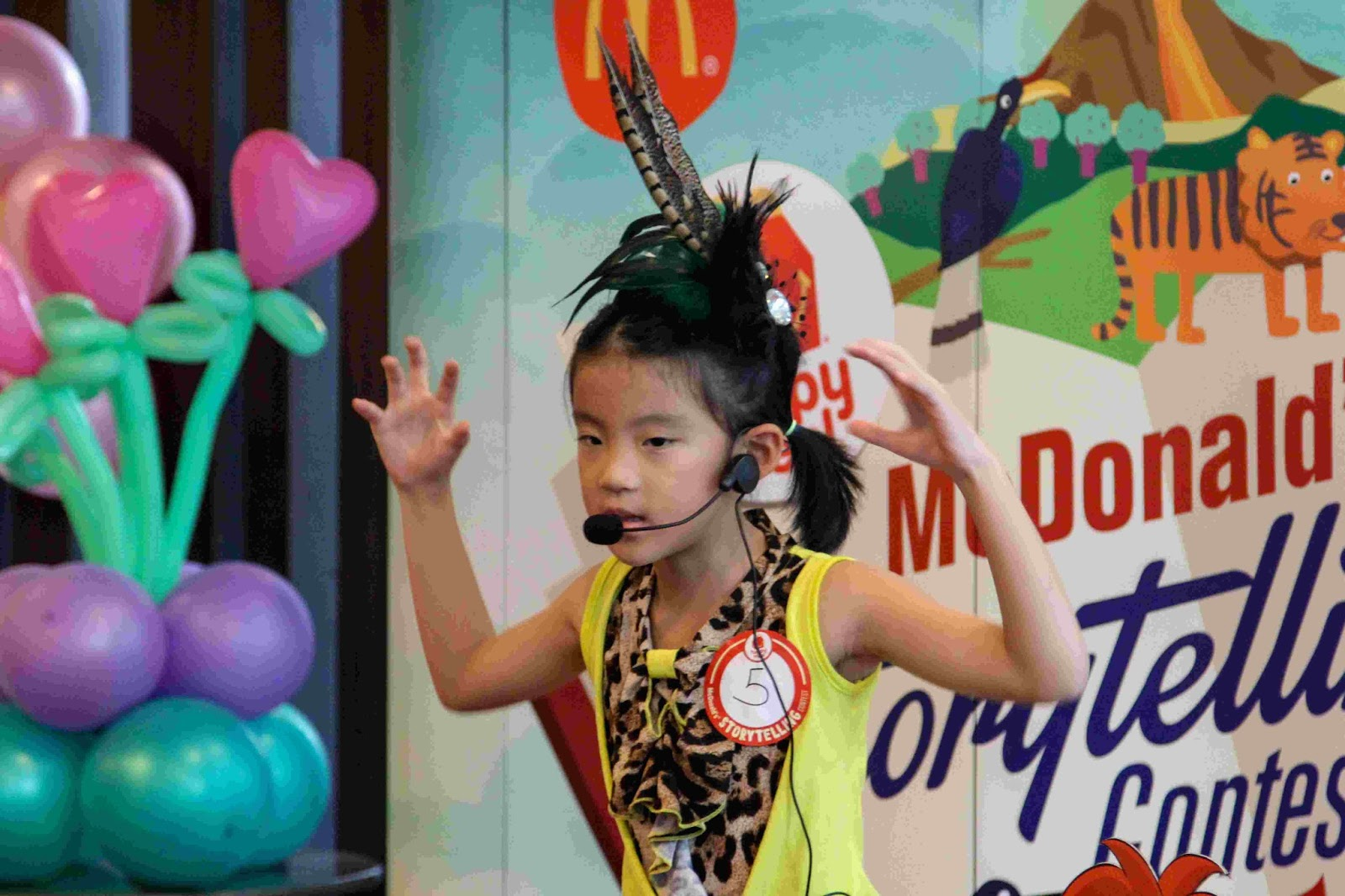 McDonald's Storytelling Contest Live Auditions Tour Now in