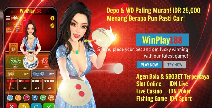 WinPlay188 Agen IDN Slot Online