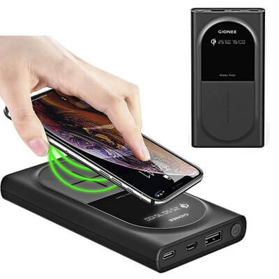 Top 3 Best Wireless Charging Powerbank for mobile