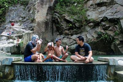 Pemandian Alam Marjandi Embong |  Wisata Batu Kabupaten Simalungun