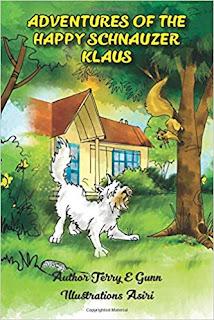 Adventures of the Happy Schnauzer Klaus: Grab your Leash and lets explore
