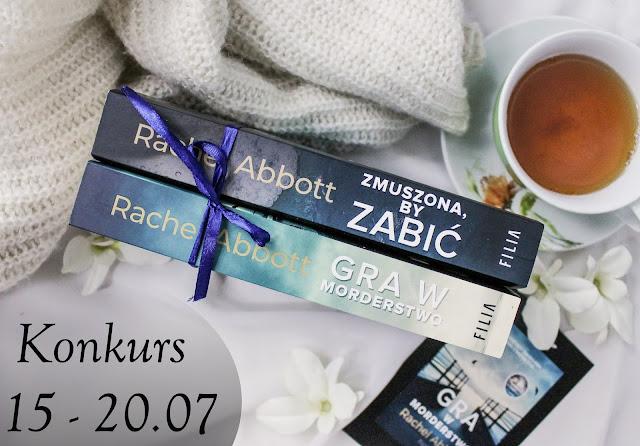 Wygraj pakiet książek nowego cyklu Rachel Abbott! (rozwiązany)