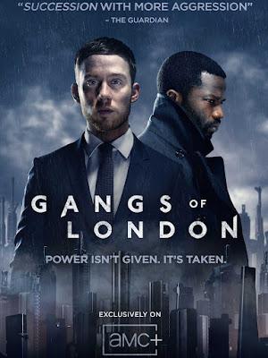 Gangs of London 1ª Temporada Dublado 2017 - WEB-DL 720p Completo
