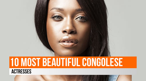 LIST: 10 Most Beautiful Congolese Actresses