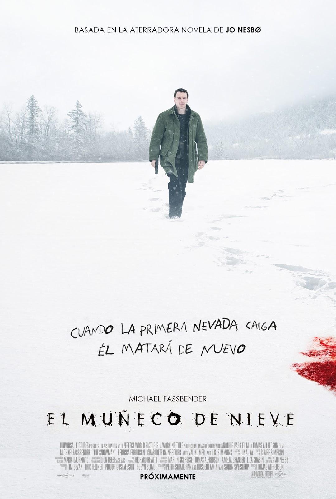 The Snowman (El Muñeco de Nieve) (2017)