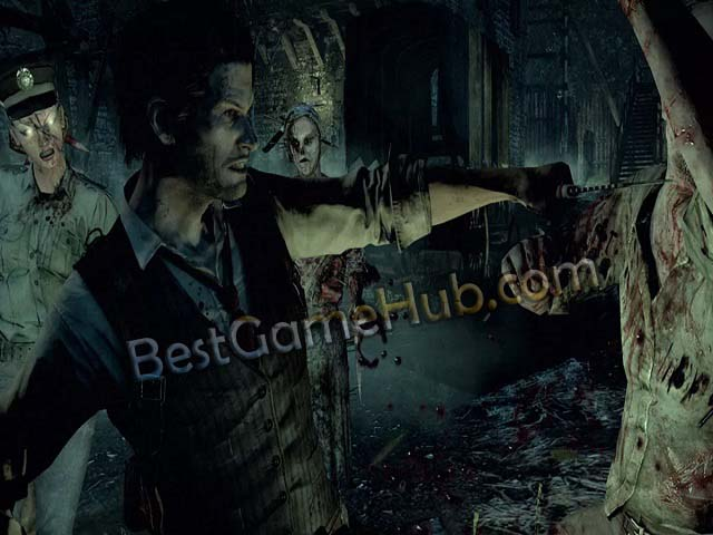 The Evil Within Repack PC Repack Game Free Download