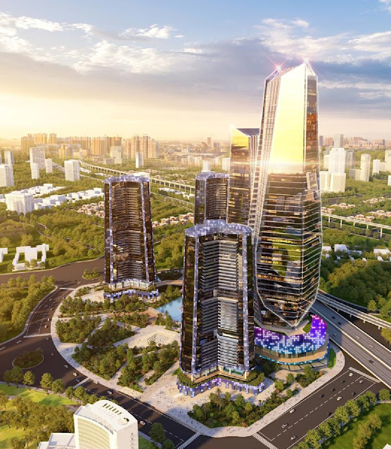 dự án Sunshine Ks Finance Capital Ciputra Hà Nội