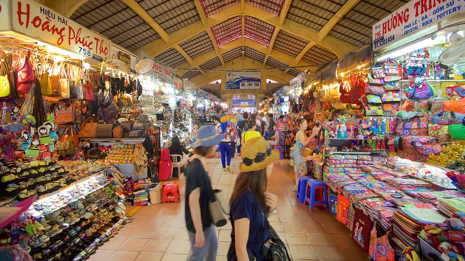 Mercado de Ben Thanh (Ho Chi Minh)