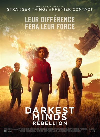 Darkest Minds : Rébellion [BDRip] [Streaming] [Telecharger]