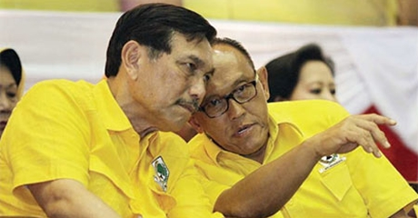 Ketika Luhut Binsar Panjaitan Cerita Galaknya Jokowi Dalam Memimpin di Rapimnas Golkar