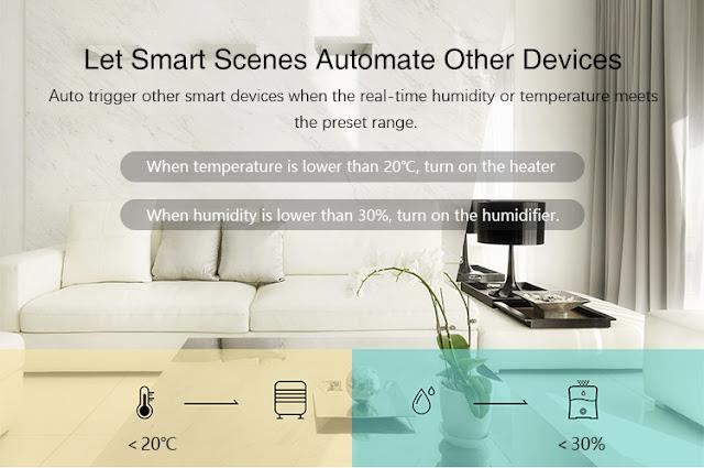 สวิตซ์เปิดปิด Wi-Fi พร้อมช่องเสียบเซ็นเซอร์วัดอุณหภูมิ