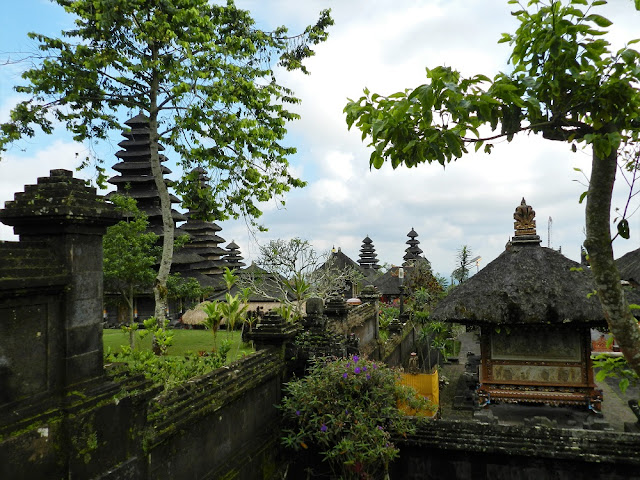 Tempio Madre di Besakih bali indonesia