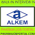 Alkem Laboratories Ltd Walk In Drive For  Quality Assurance/Quality Control Executive Apply Now