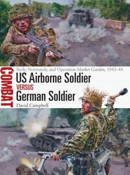US Airborne Soldier vs German Soldier