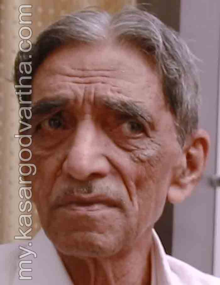 Kasaragod, Kerala, News, Obituary, Muhammed Kunji Kotakkunnu from Uduma passed away.