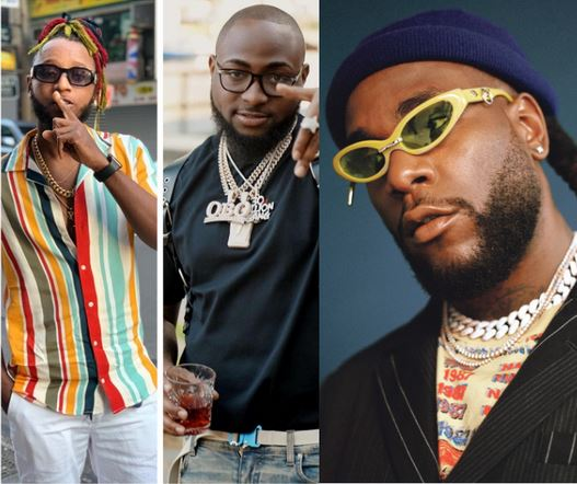 """Rapper, Yung6ix Calls On Davido And Burna Boy To End Their """"Beef"""" Over Fear It May Escalate #Arewapublisize"""