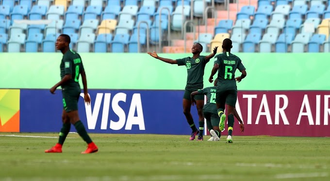 Ecuador vs Nigeria: Ibrahim Said scores hat-trick as Golden Eaglets win 3-2