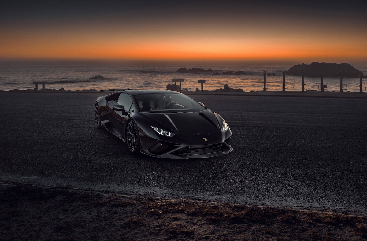 Ultra sporty Lamborghini Huracán EVO RWD from Novitec