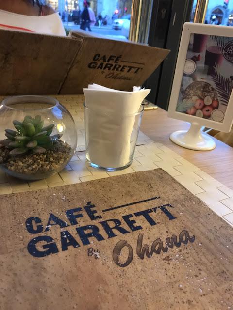 Café Garrett Ohana