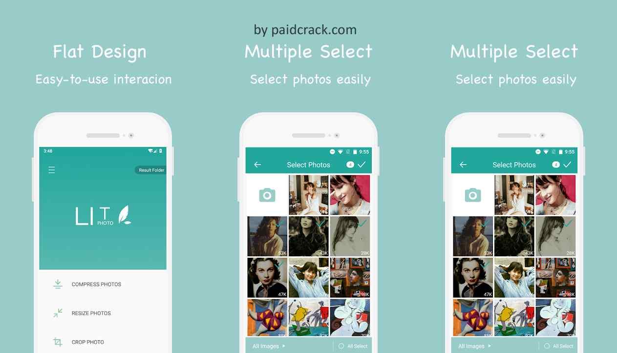 Photo Compress & Resize Premium Mod Apk 1.3.5