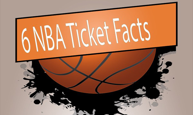 6 NBA Ticket Facts
