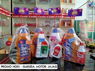 Promo Hoki Ahass Garuda Motor Jajag