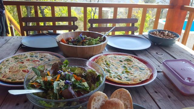 Jedzenie wegetariańskie w Portugali