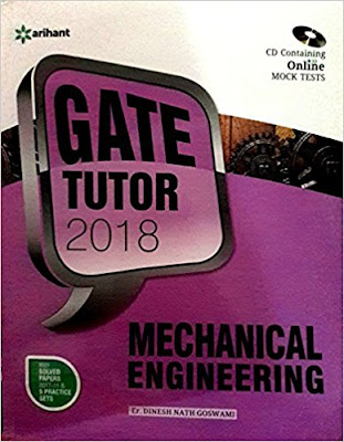 Download Free Arihant Gate Tutor 2019 Mechanical Engineering Book PDF