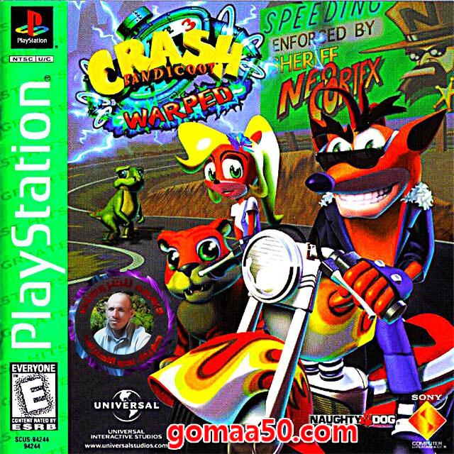 سلسلة ألعاب كراش  Crash Bandicoot Collection  تعمل على الكمبيوتر
