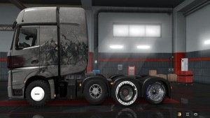 Of road, off-road and winter wheels - large package [V1.8.1]