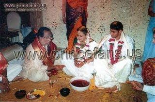 Mahesh Babu marriage