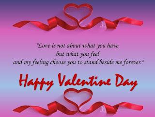 ucapan valentine bahasa inggris - kanalmu