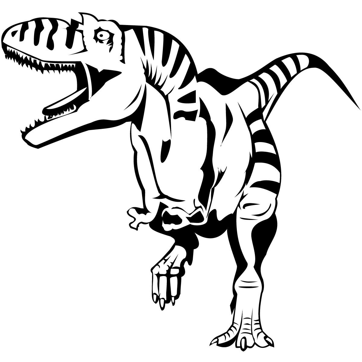 Super Kuka Desenhos De Dinosauros Para Colorir
