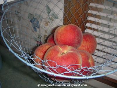 Margaret's Morsels   Orange Peach Soup