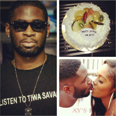 tee billz birthday tiwa savage