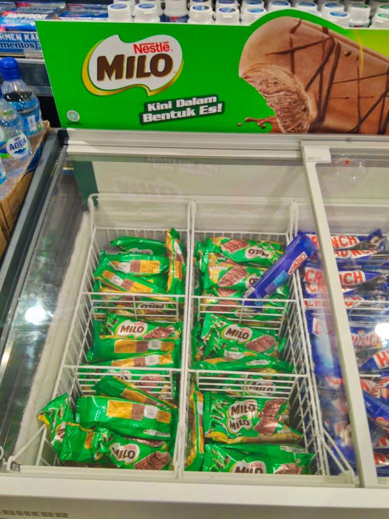 Kumpulan Berita ES KRIM MILO: Cara Membuat Es Krim Milo