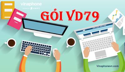 Tặng 30GB data, 30 phút Ngoại mạng, Nội mạng Không Giới Hạn gói  VD79 Vinaphone! Vinaphonevn.com