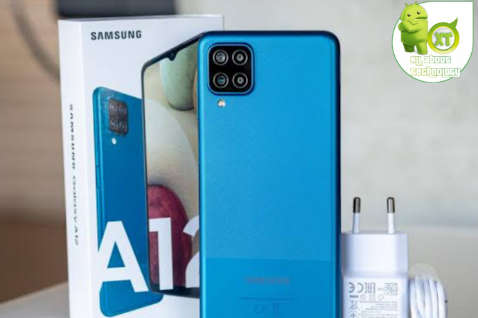 Galaxy A12: Mid-range gadget in very good quality form