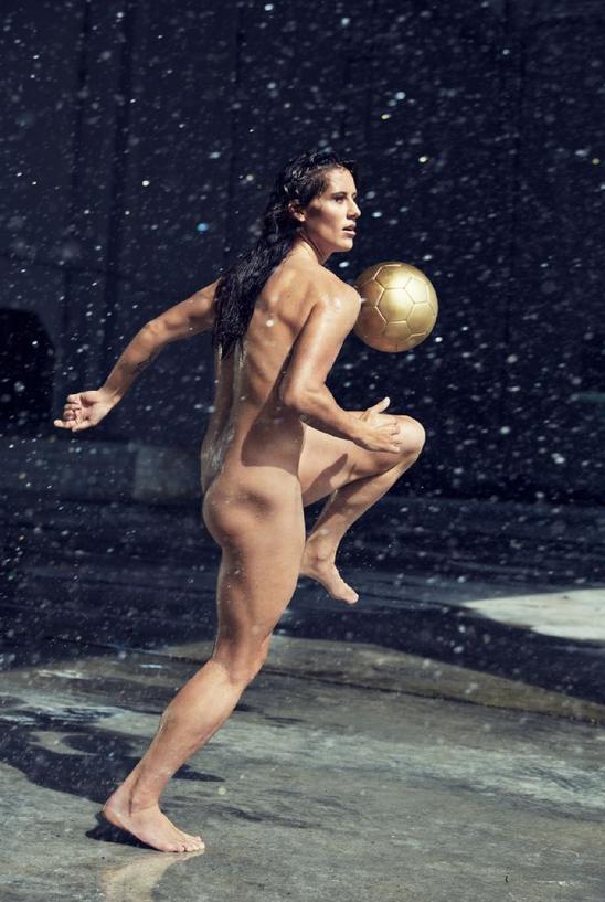 Nude Female Sports Women
