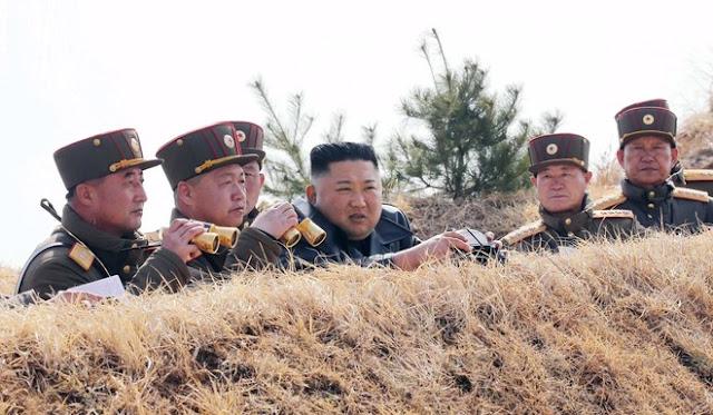 Triều Tiên bất ngờ phóng tên lửa đạn đạo