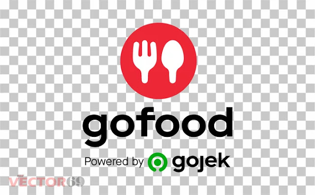 Logo GoFood - Download Vector File PNG (Portable Network Graphics)