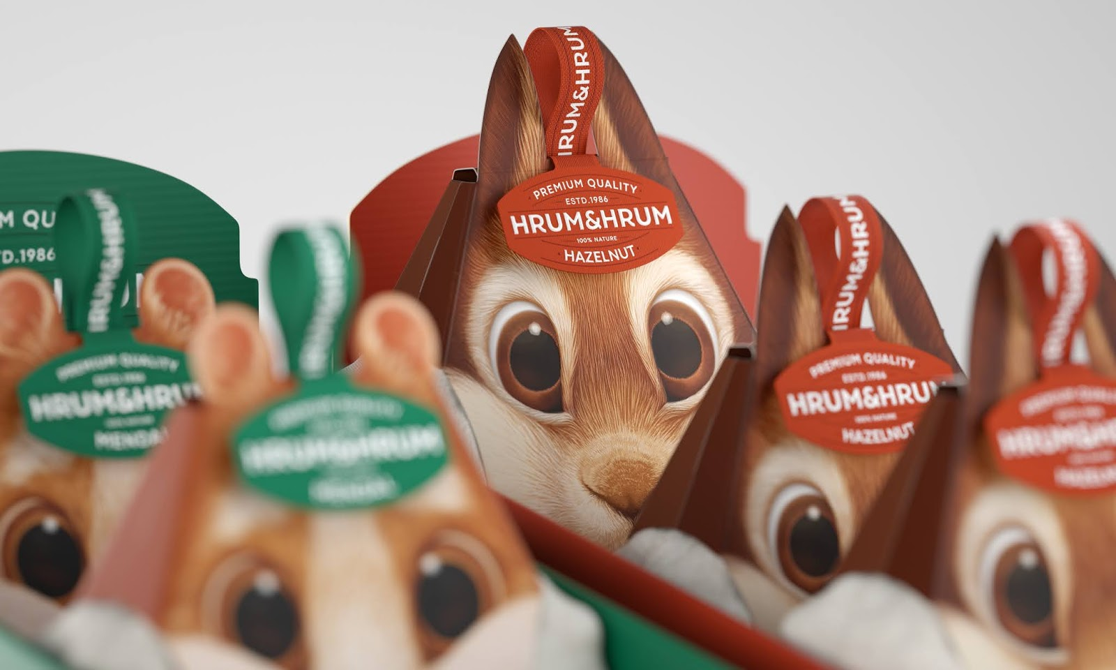 Hrum-Hrum on Packaging of the World - Creative Package Design Gallery