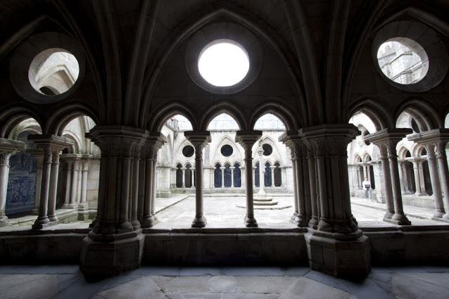 Chiostro della Sé (Cattedrale) di Porto